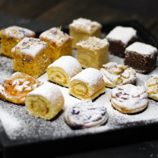 Kuchenwürfel-Box (9 Stück)