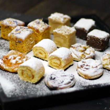 Kuchenwürfel-Box (10 Stück)