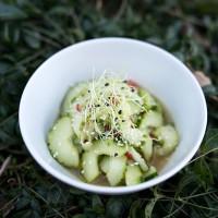 Gurkensalat Asia-Style